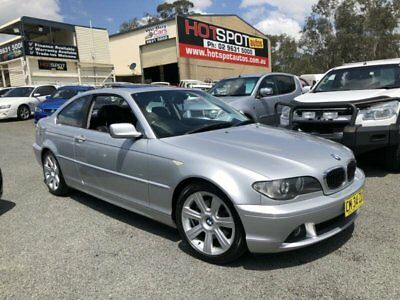 2003 BMW 325Ci E46 MY2004 Silver Automatic 5sp A Coupe