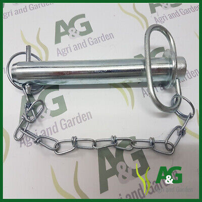 "1"" x 6"" Towing Pin, Trailer, Tractor, Lorry, Van."