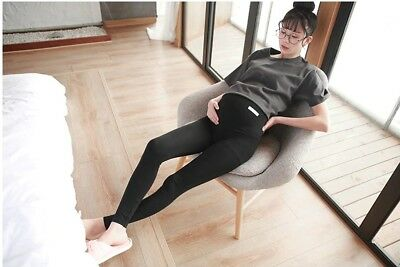 Adjustable High Waist High Elastic Maternity leggings Pregnant Pants For Women
