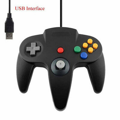 Wired Gamepad Joypad Controller Remote For Nintend N64 Gamepad Joypad Gamepad