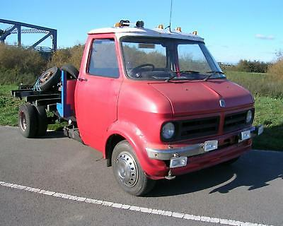Bedford CF Mark 1 Pick up Commercial Classic Project
