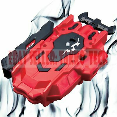 RED Bey Launcher LR Beyblade BURST Super Z String Launcher Ripper B-88 XMAS GIFT