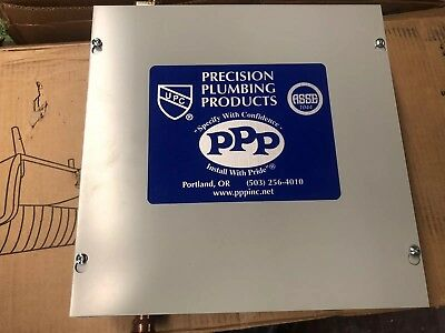 Precision Plumbing Products  Electric Trap Primer. Mpb-500