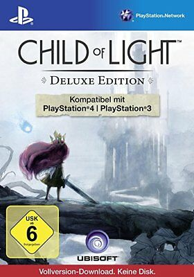 Child Of Light -- Deluxe Edition / Uplay PS4 Download Key DE EU / SOFORTVERSAND