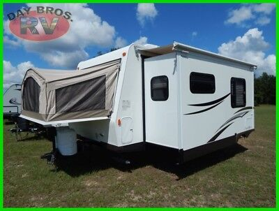 2013 Forest River Flagstaff Shamrock 23IKSS Used