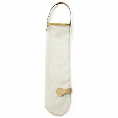 3 pieces Reusable Fruit and vegetables for hanging Shopping Bag Food storag G7E7