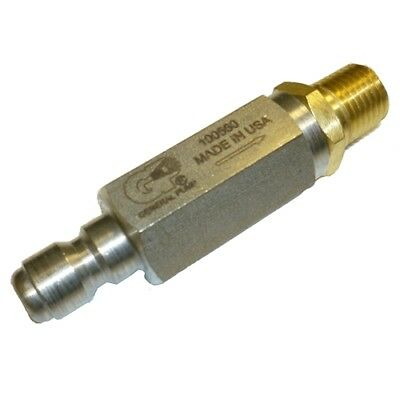 Pressure Washer Male Plug 3//8 Stainless Steel 8 .707-152.0   5500 psi  Quality