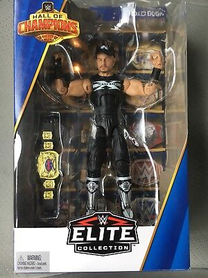 WWE Mattel DX Road Dogg Hall of Champions Exclusive Elite Series 3 Figure