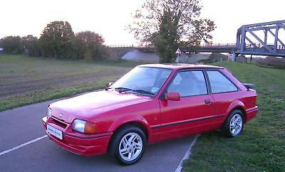 Ford Escort 1.6 XR3i Project