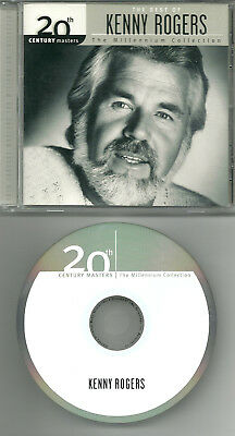 20th Century Masters - The Millennium Collection: The Best of Kenny Rogers [2004