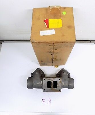 NOS Cummins INTERSTATE MCBEE EXHAUST MANIFOLD 200566V NH855 NT495 NT743 NT855
