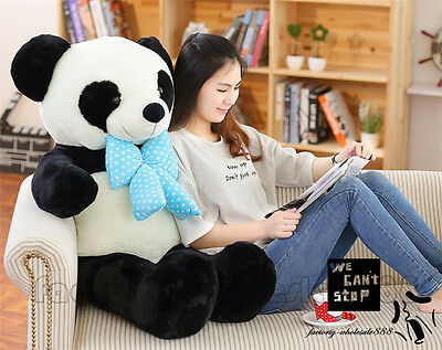 39'' Giant Big Huge Panda Teddy Bear Plush Soft Toys doll kids Xmas Gift 100cm