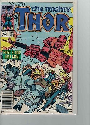 The Mighty Thor 362 Mordonna