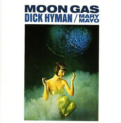 CD - Dick Hyman / Mary Mayo ‎– Moon Gas - Captain High Records ‎– CH 4806-2