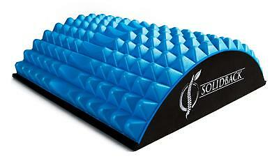 SOLIDBACK | Lower Back Pain Relief Treatment Stretcher | Chronic Lumbar Support