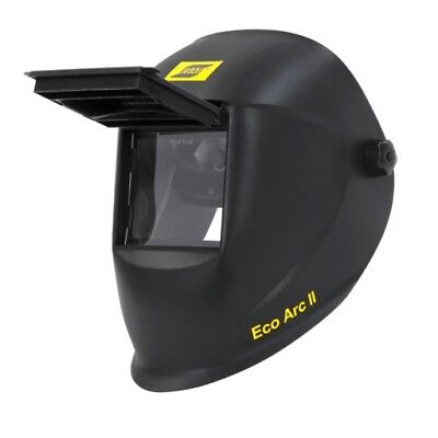 Esab Eco Arc II,Rabattable Casque de Soudeur,110 X 90mm,Soudure Masque,Tig  Mig