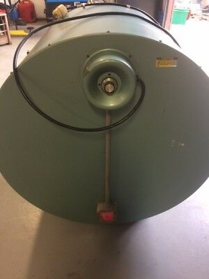 Used Phoenix Dry Rod Electrode Stabilizing Oven Model 9B