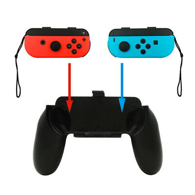 2x Joy-Con Grip Handle For Nintendo Switch Wear resistant Controller Grip Holder
