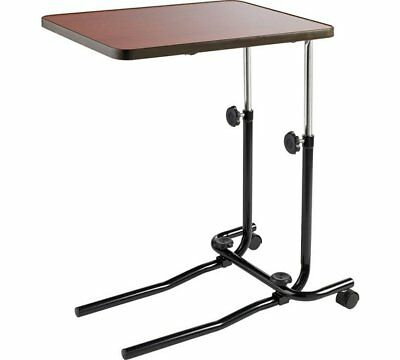 Table Bed Adjustable Over bed with Tilt Facility - NEW - FREE P&P