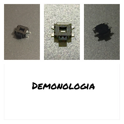 Replacment Eject / Power Button For Ps4! 2Pcs
