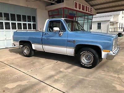 1982 Chevrolet C-10  1982 Chevrolet C10 Short Bed Frame off Restoration in 2008 400 Horsepower 383!!!