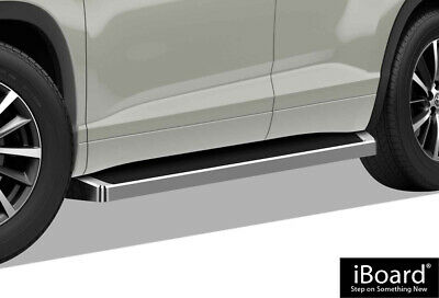 iBoard Running Boards Style Fit 14-18 Toyota Highlander