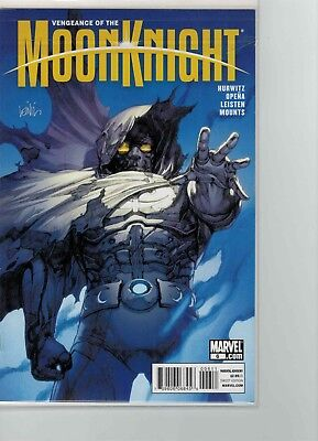 Vengeance of the Moon Knight 6 Spider-Man