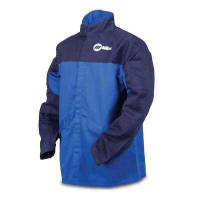 Miller 258098 Indura Cloth Welding Jacket, Large