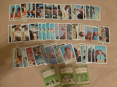 Mysteries of India Topps 1967 50 cards