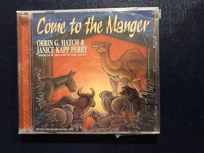 Come to the Manger by Janice Kapp Perry (Composer) (CD, Jan-2009)New Sealed