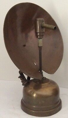 Vintage Copper Kerosene Heater/Lamp