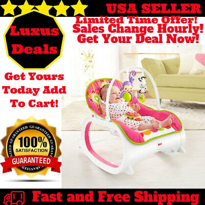 Baby Gear Baby Baby Rocker Infant To Toddler Rocking Newborn Crib
