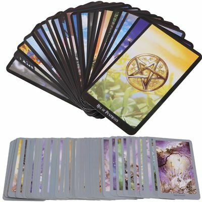 Witches Tarot Deck Сard Rider-Waite Smith English Version 78 Cards Set Pary Game