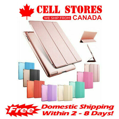 Slim Magnetic Smart Leather Stand Case Cover for iPad Mini 4