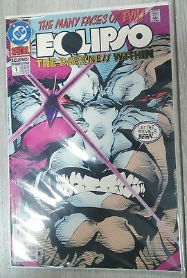 Ecolipso: The Darkness Within Special #01 (1992) - DC Comics