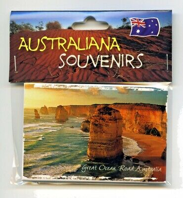 Great Ocean Road Australia Photo, Image, Fridge Magnet, Souvenir.