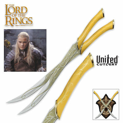 UC1372 The Fighting Knvies of Legolas - United Cutlery Licensed