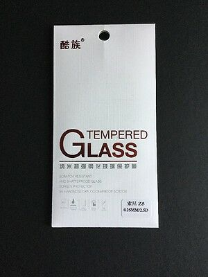 Premium Quality Ultra Clear Tempered Glass Screen Protector For Sony Xperia Z 5