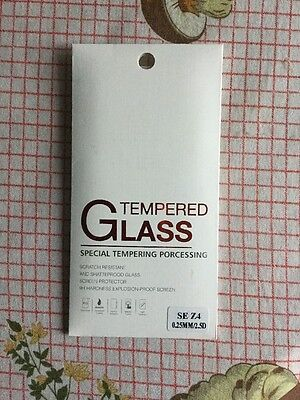 Premium Quality Ultra Clear Tempered Glass Screen Protector For Sony Xperia Z 4