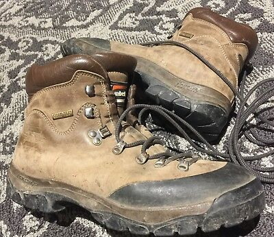 Zamberlan Gore Tex Hiking Boots Size 10 Us Made In Italy