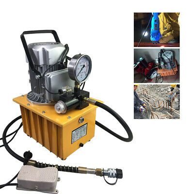 700 bar Pompe Hydraulique électrique-Electric Driven Hydraulic Pump 750W DE SHIP