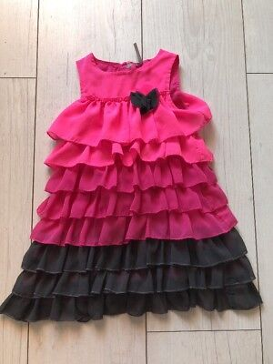 406033d40cc00 SUPERBE ROBE FILLE MARQUE ORCHESTRA TAILLE 3 Ans