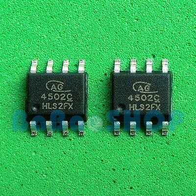 5pcs Original AF4502C 4502C P & N-Channel 30-V (D-S) MOSFET SOP-8 New