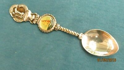 Collectable: 'America's Cup 1983'  teaspoon