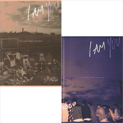 Stray Kids - I Am You 3rd Mini CD+Photobook+Photocard+Poster Sealed