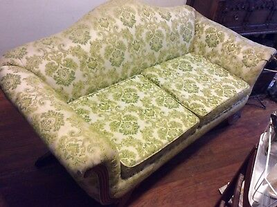 Duncan Phyfe Sofa Antique American Empire