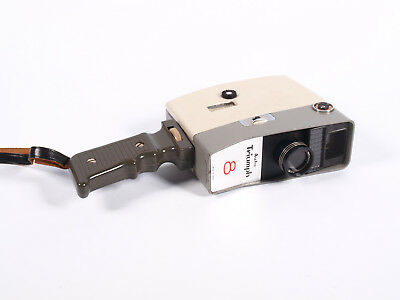 mekano SE-1 Auto Triumph 8mm Vintage film movie Camera