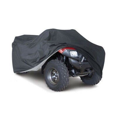 ATV Quad Bike Cover Waterproof Heatproof Protector 190T Polyester Fiber