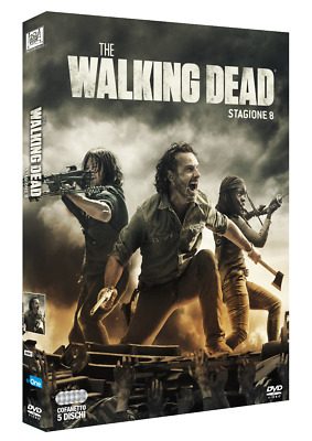 The Walking Dead - Stagione 8 (5 Dvd) Italiano Nuovo