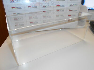 BBR1802ITA by BBR DISPLAY CASE 1:18